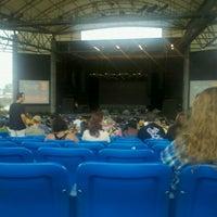 Photo taken at MIDFLORIDA Credit Union Amphitheatre by Art R. on 9/9/2011