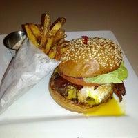Photo taken at H Burger by Giancarlo S. on 2/1/2012