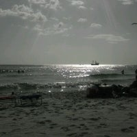 Photo taken at Schooners Beach by Troy P. on 10/8/2011