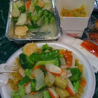 Photo taken at Wok N Roll by William N. on 6/11/2011