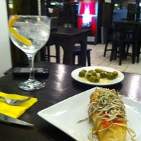 Photo taken at La Cerveceria De Pozuelo by Ana U. on 1/15/2012