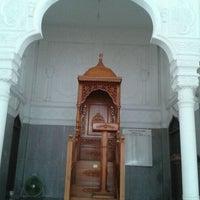Photo taken at Masjid Al Hikmah Cunda by cutbang a. on 9/3/2011