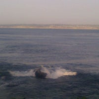 Photo taken at Sea Lion Observatory Deck by Noelle C. R. on 4/10/2012