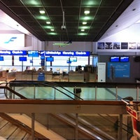 Photo taken at Turku Airport (TKU) by Kopeyschik on 9/1/2012