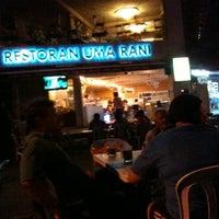 Photo taken at Restoran Uma Rani by Shirley Yeow S. on 8/7/2011