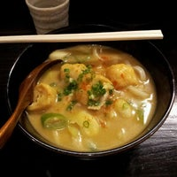 Photo taken at 名古屋カレーうどん 煉 by Kazushi W. on 12/1/2011
