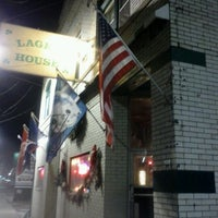 Photo taken at PJ's Lager House by Ren R. on 1/9/2012