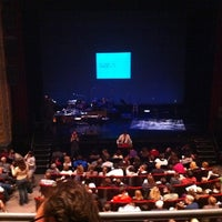 Photo taken at Fitzgerald Theater by Matt M. on 4/14/2012
