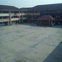 Photo taken at SMK Taman Semarak by Arham H. on 6/29/2012