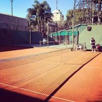 Photo taken at Puente Tenis Club by Diego N. on 7/9/2012