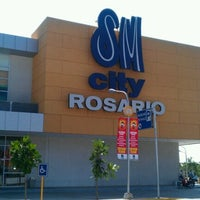 Photo taken at SM City Rosario by Ervin M. on 4/21/2011