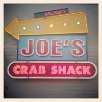 Photo taken at Joe's Crab Shack by Anthony L. on 5/10/2012