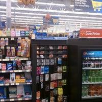 Photo taken at Walmart Supercenter by Warren A. on 10/25/2011