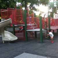 Photo taken at Vinmont Playground by Kwame A. on 7/14/2011