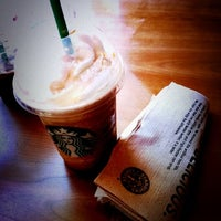 Photo taken at Starbucks by  somboe  on 4/14/2011