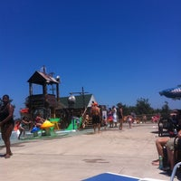Photo taken at Tanner Park Spray Park by Nay T. on 7/17/2011
