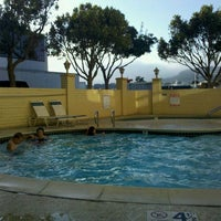 Photo taken at La Quinta Inn & Suites San Francisco Airport North by Mark M. on 9/4/2011