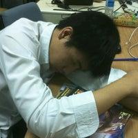 Photo taken at GIVE Lab by Nandanai T. on 9/2/2011