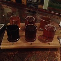 Photo taken at Amherst Brewing Company by Amanda V. on 7/7/2012