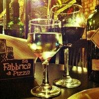 Photo taken at Fabbrica Di Pizza by Priscila on 6/17/2012