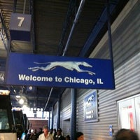 Photo taken at Greyhound Bus Lines by Jessica G. on 6/16/2012