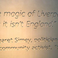 Photo taken at Museum of Liverpool by Andrew on 8/24/2011