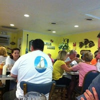 Photo taken at Calabash Seafood Hut by Matt A. on 7/31/2011