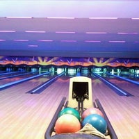 Photo taken at Lanna Bowling - Chiang Mai by heeroo on 10/9/2011