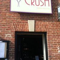 Photo taken at Crush Winehouse by James S. on 3/17/2012