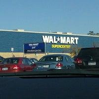 Photo taken at Walmart Supercenter by Tiffany R. on 12/10/2011