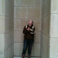 Photo taken at Eller O&M Building by Tina R. on 2/18/2012