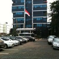 Photo taken at Gedung Graha Angkasa Pura I by Matthew A. on 7/18/2012