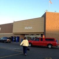 Photo taken at Walmart Supercenter by Kyle K. on 4/21/2012