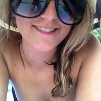 Photo taken at Pool @ Hyatt. by Katie H. on 7/30/2012