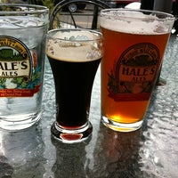 Photo taken at Hale's Ales Brewery & Pub by J D S. on 9/16/2011