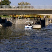 Photo taken at Trent-Severn Waterway Lock 33 - Lindsay by Richard H. on 10/8/2011