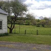 Photo taken at Bachman Settlement by Julie . on 4/24/2012