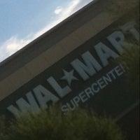 Photo taken at Walmart Supercenter by Laura on 10/1/2011
