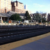 Photo taken at LIRR - Kew Gardens Station by Michael B. on 12/25/2011
