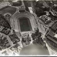Photo taken at Nippert Stadium by Cincinnati History Photos on 8/5/2011