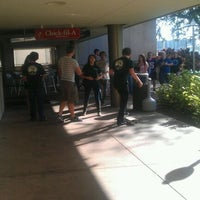 Photo taken at USF Coquina Hall by Mark P. on 11/16/2011
