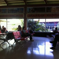 Photo taken at Gate A2 by Agung W. on 11/25/2011
