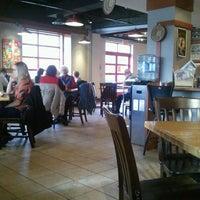 Photo taken at Prairie Cafe by Jessica U. on 12/21/2011