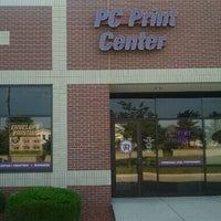 Photo taken at PC Print Center - Ankeny by Jeremy D. on 8/15/2011
