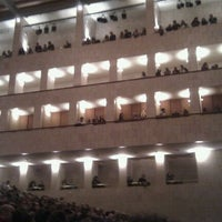Photo taken at Grande Auditório by Sergio M. on 1/24/2012