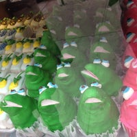 Photo taken at La Delice Pastry Shop by Steven W. on 3/25/2012