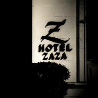 Photo taken at Hotel Zaza by Aric H. on 2/26/2012