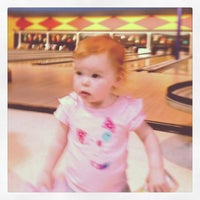 Photo taken at Palace Bowling & Entertainment Center by Joe G. on 3/11/2012