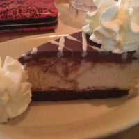 Photo taken at The Cheesecake Factory by Donny W. on 11/20/2011
