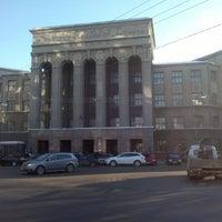 Photo taken at Волжская государственная академия водного транспорта (ВГАВТ, 1 корпус)) by Дмитрий А. on 1/24/2012